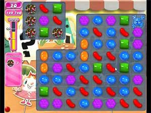 Candy Crush level 694