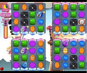 Candy Crush level 701