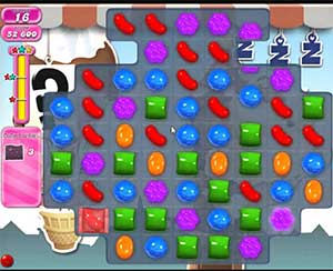 Candy Crush level 702