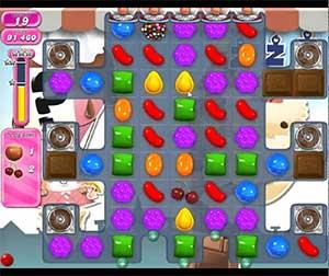 Candy Crush level 703