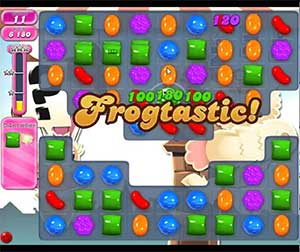 Candy Crush level 704
