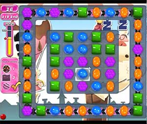 Candy Crush level 705