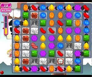 Candy Crush level 706
