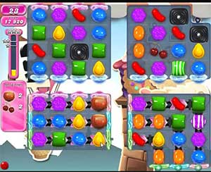 Candy Crush level 707