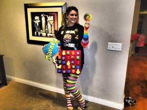 candy crush costume idea  sc 1 st  Candy Crush Cheats & Candy Crush Costume Ideas - Candy Crush Cheats