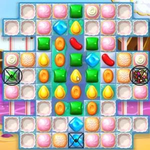 Soda Candy Crush Saga Level 30