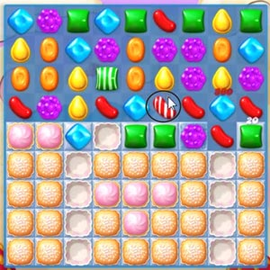 Candy Crush Soda level 40