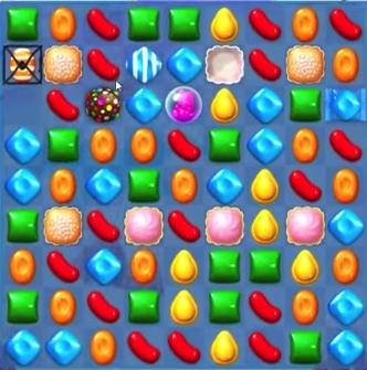 Candy Crush Soda level 34
