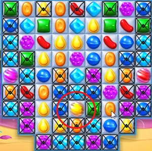 Candy Crush Soda level 18