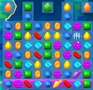 Candy crush soda level 52 hints