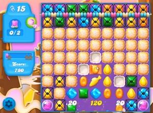 Candy Crush Soda level 63