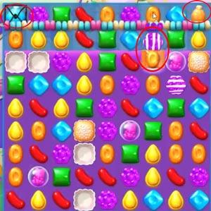 Candy Crush Soda level 87