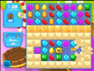 Candy Crush Soda level 122