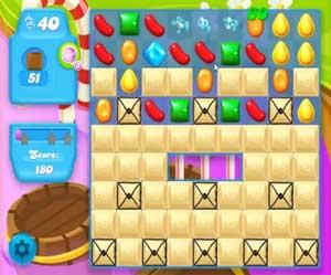 Candy Crush Soda level 135
