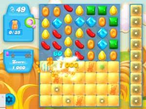 Candy Crush Soda level 155