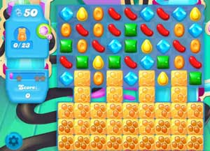 Candy Crush Soda level 185