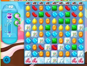 Candy Crush Soda level 377