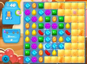 Candy Crush Soda level 96