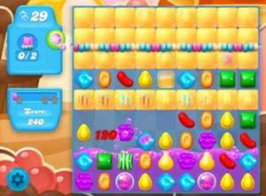 Candy Crush Soda level 98