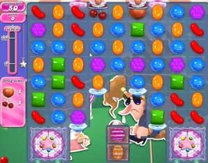Candy Crush Soda level 409