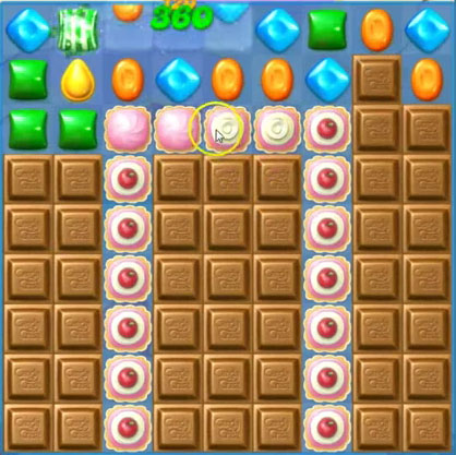Candy Crush Soda level 41