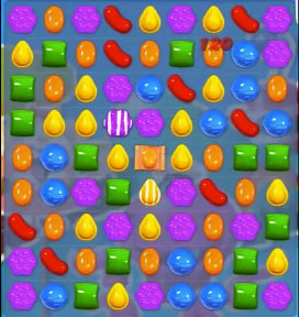 candy crush level 127