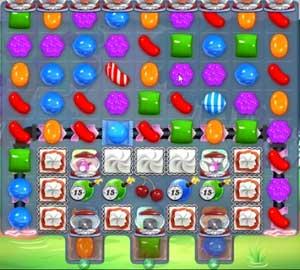Candy Crush level 963