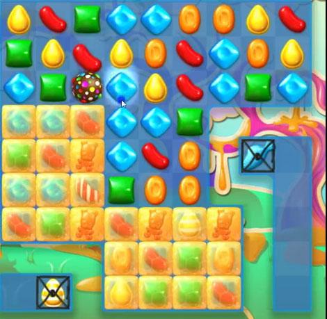 Candy Crush Soda level 90