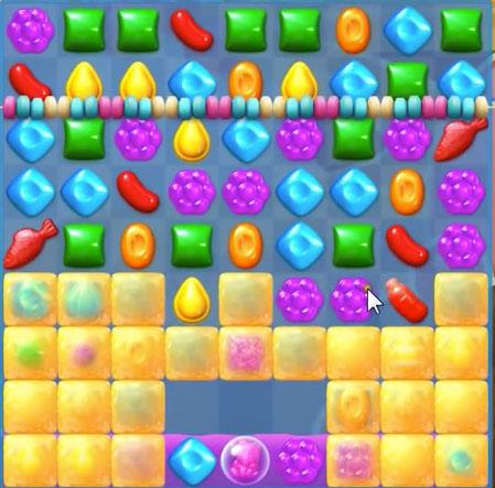Candy Crush Soda level 91